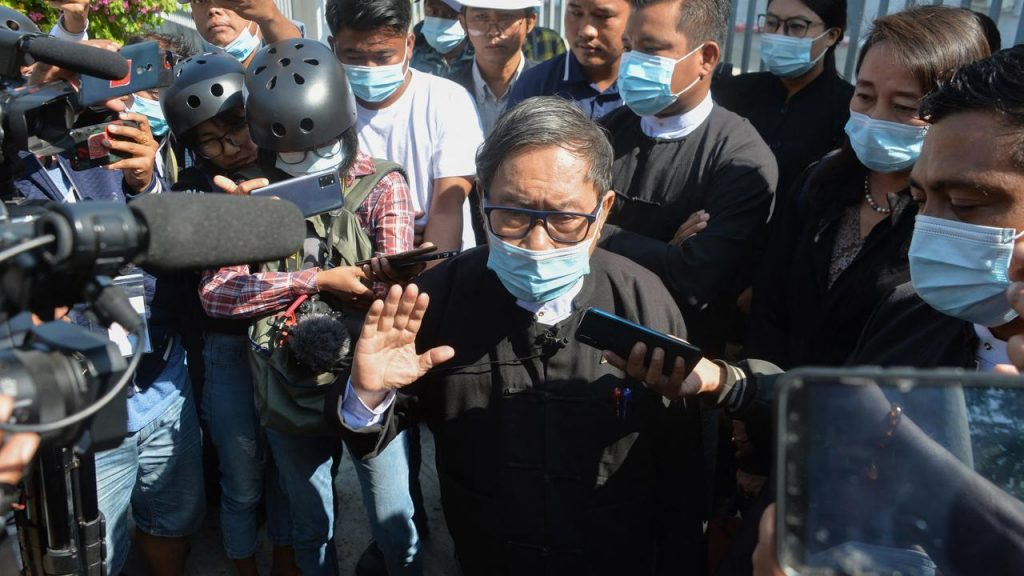 Two more charges against ousted Myanmar president |  NOW