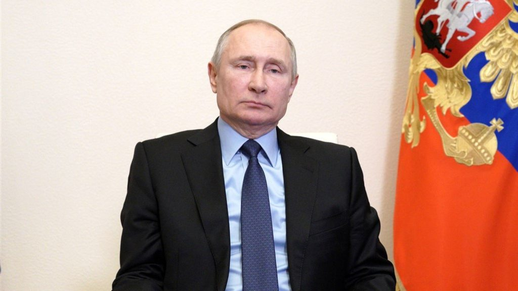 US intelligence services: Putin interfered in elections