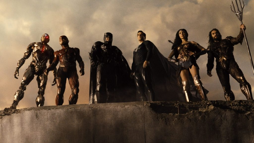 'Zack Snyder's Justice League' viewers appear to be dropping out in droves