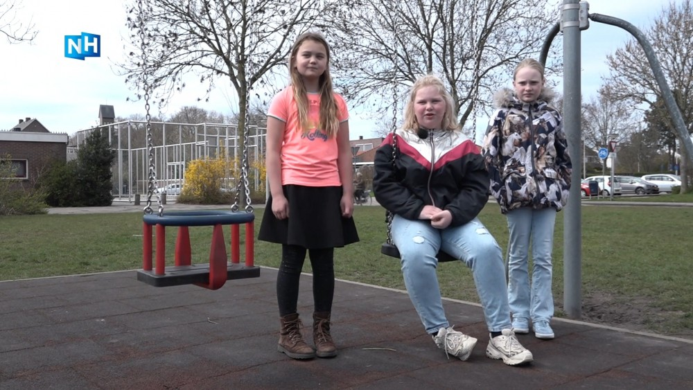 "100,000 euros needed to renew the playground: ""There is still so much room"""