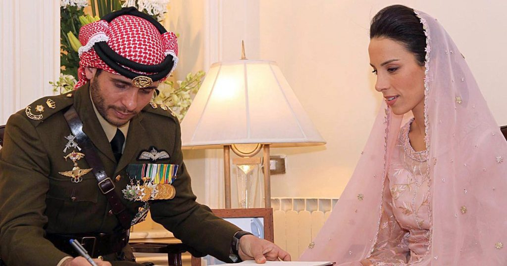 "Crown Prince Jordan, suspected of conspiracy, ""remains loyal to the king"" 