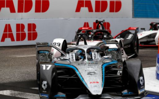 Dutchman in midfield after final free practice for Rome ePrix