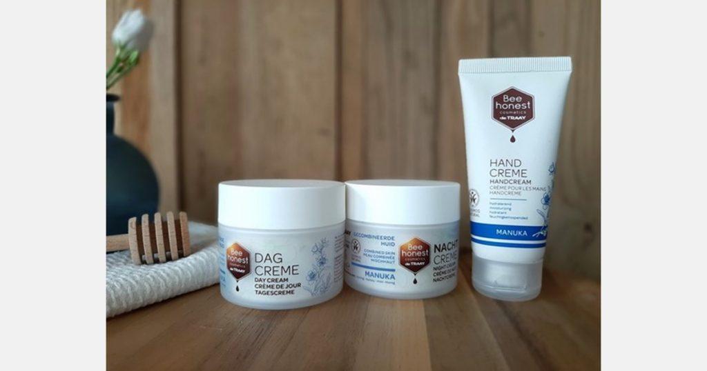 Bee Honest Cosmetics presents the Manuka line