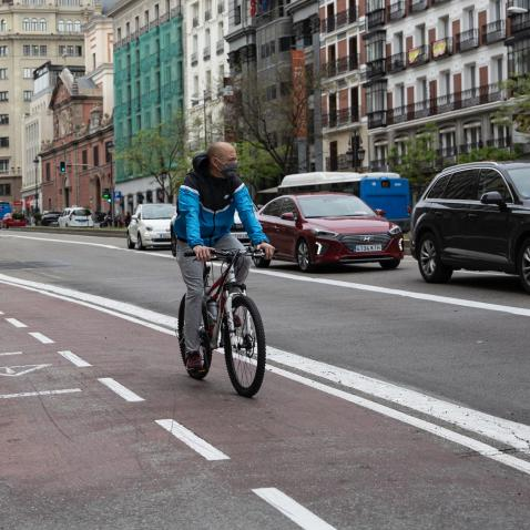 No place for cycling and public transport in Spain's sustainable mobility plan
