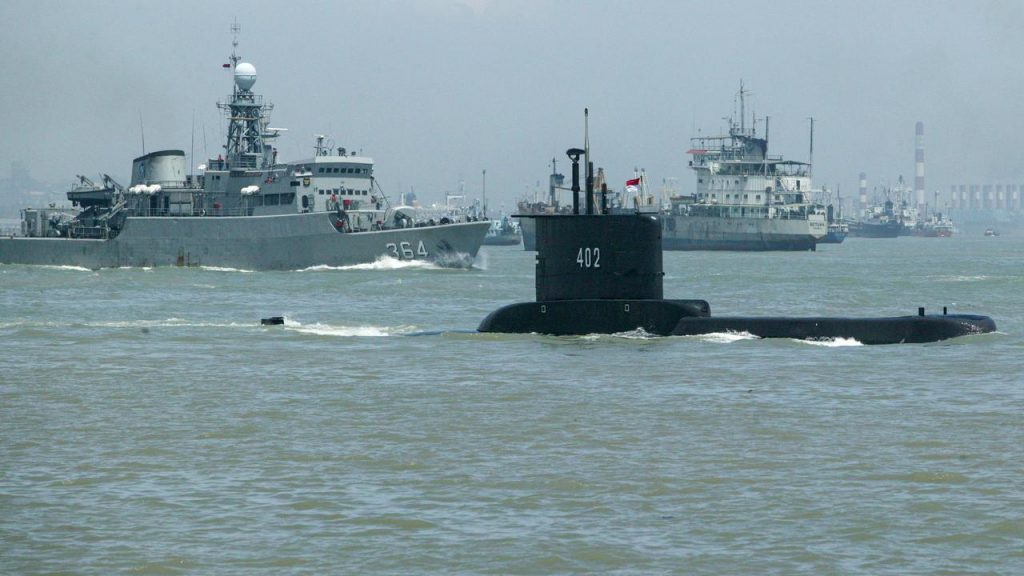 Indonesian submarine found in three pieces, all 53 dead on board |  NOW