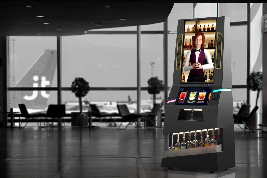 Meet Cecilia.ai, the first interactive robotic bartender