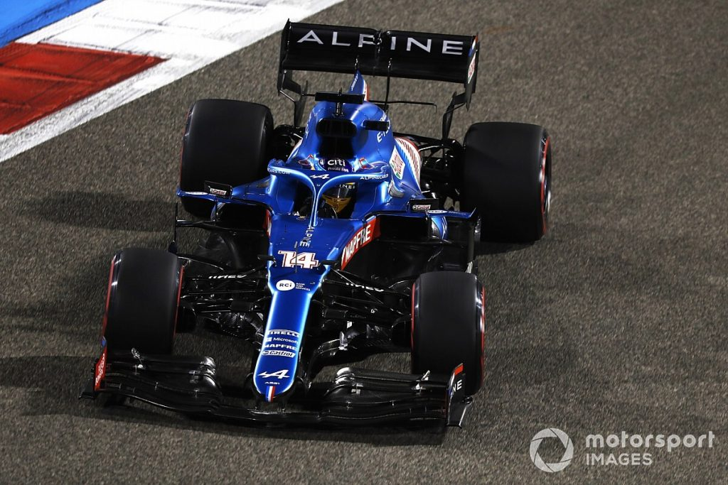 """Alonso is not yet in top form: """"A lot of progress to be made"""""""