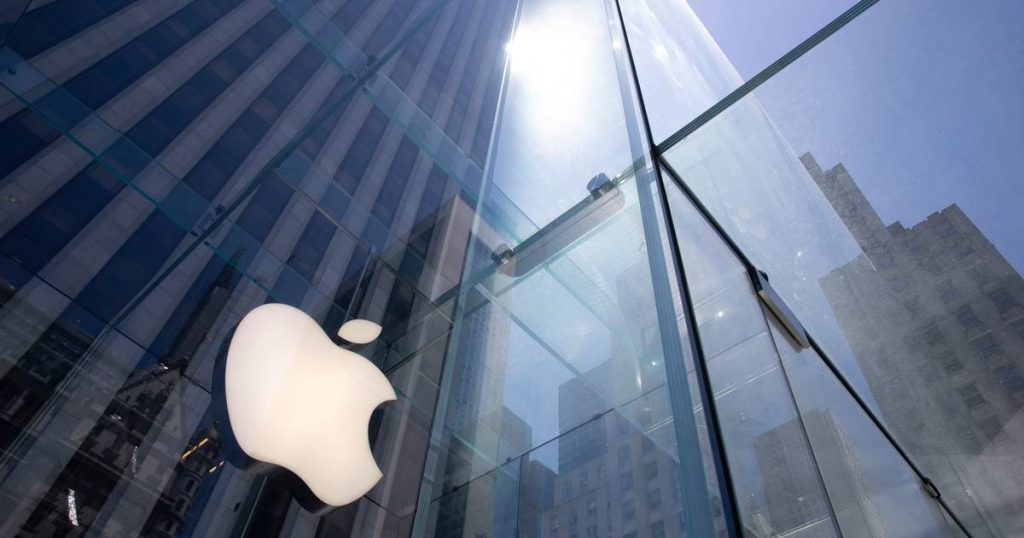 Apple earns $ 3,035 per second, including here |  Economy