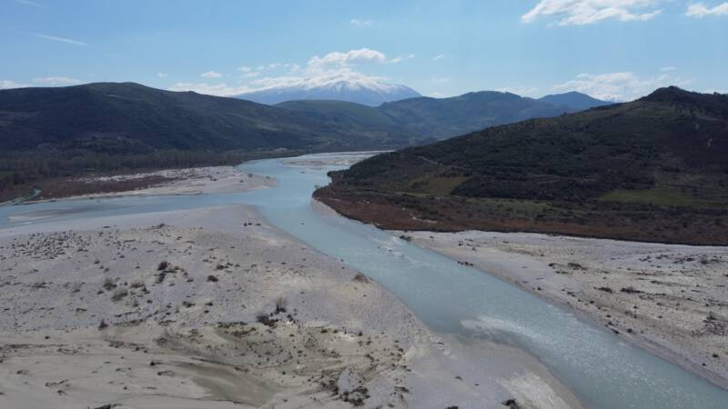 Battle for hydropower in Albanian river Vjosa, 'the end of a unique ecosystem is imminent'