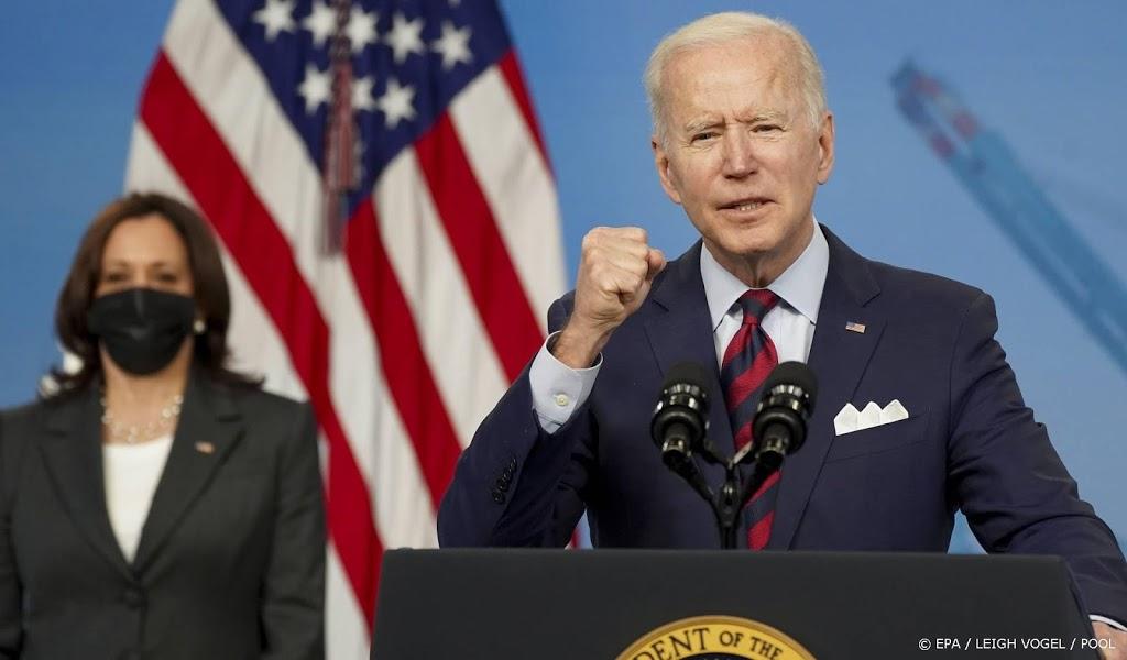 Biden wants US to stay ahead of China - Wel.nl