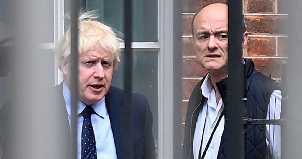 British Prime Minister Johnson cornered: former top adviser takes ruthless revenge |  Abroad