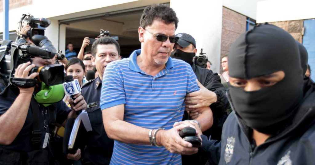 Former football boss El Salvador extradited to US in corruption case    Foreign football