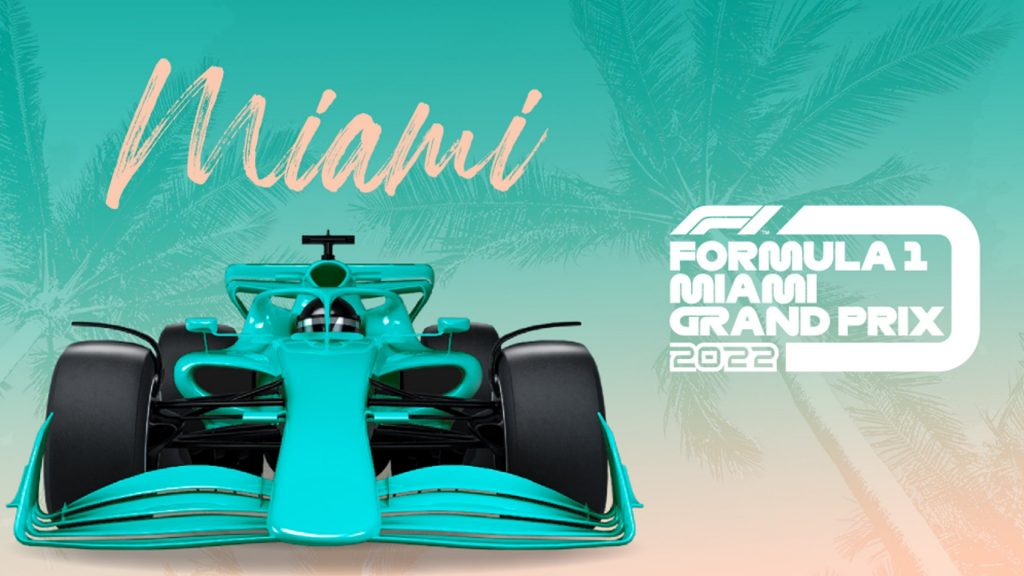 Formula 1 in Miami in 2022