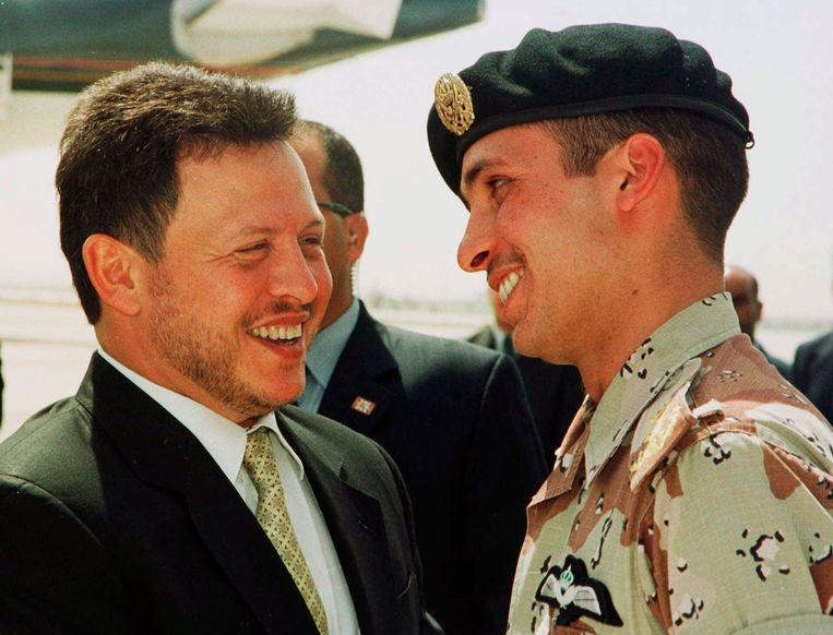 Fraternal disputes within the Jordanian royal family are appeased, but rumors of conspiracy against the king persist