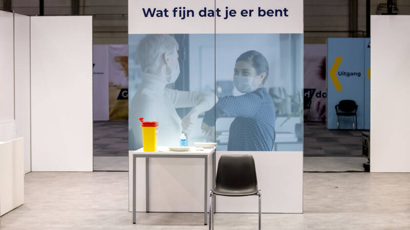 GGD and RIVM point to each other for failing to reach vaccination target