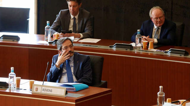 "Governor Theo Bovens resigns: ""Time for a new start"" 