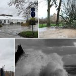 Hello!  Zeeland claims damage after storm, results of our New Year's investigation