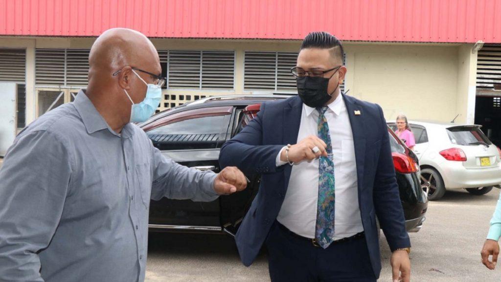 Huize Ashiana has a new leadership - Suriname Herald