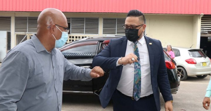 Huize Ashiana has a new leadership - Suriname Herald