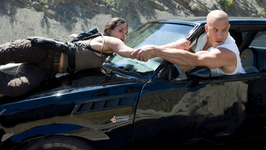 Is 'Fast & Furious 9' going to space?  Director Justin Lin provides the answer