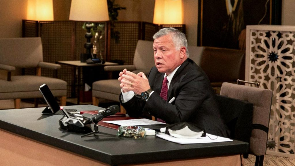 Jordanian king's half-brother questioned over possible coup attempt |  NOW
