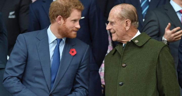 """""""Prince Harry back to London"""" 
