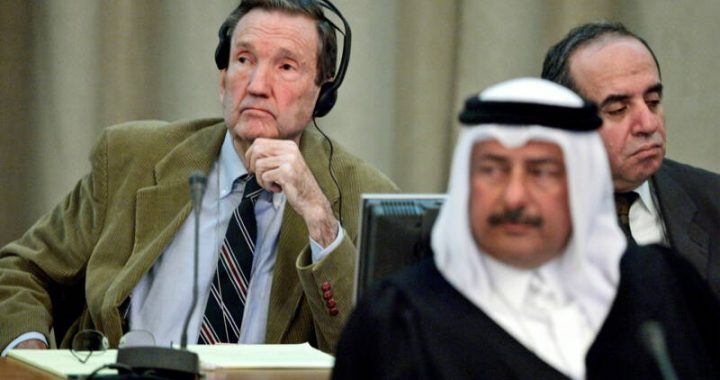 Ramsey Clark, 93, former US minister and advocate for Milosevic and Hussein, has died
