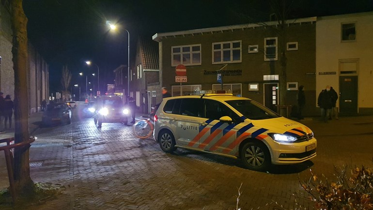 Riot call turns out to be a false alarm, a quiet evening in Middelburg