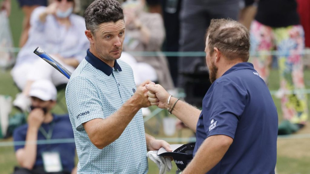 Rose retains Masters lead, defending champion Johnson eliminated    NOW