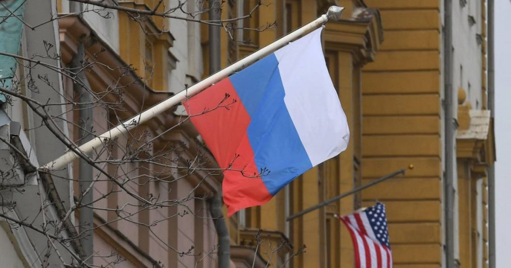 Russia strikes again with US sanctions |  Abroad
