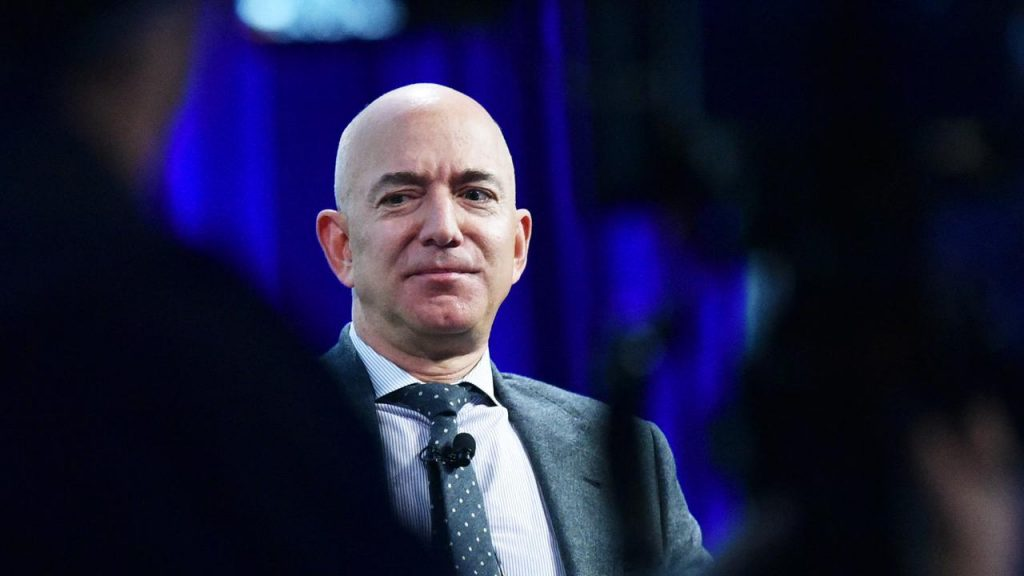 Space company Jeff Bezos protests against NASA's choice for SpaceX |  NOW
