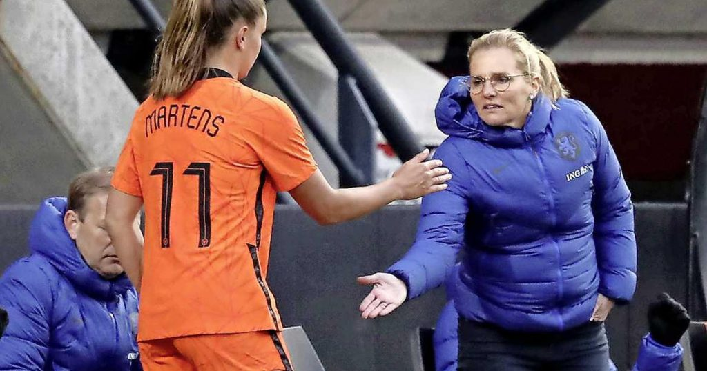 Spicy draw for orange lionesses at the Olympics |  Football
