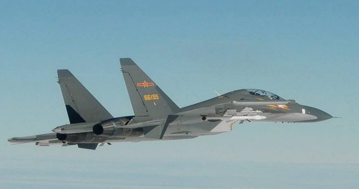 Taiwan: 25 Chinese planes enter airspace