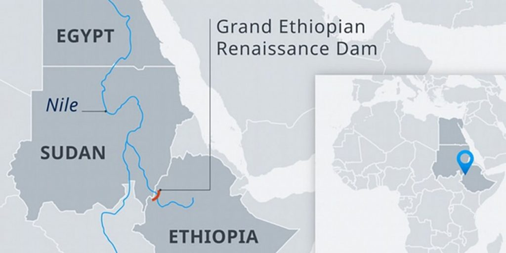 Tensions are rising over the Nile Dam crisis