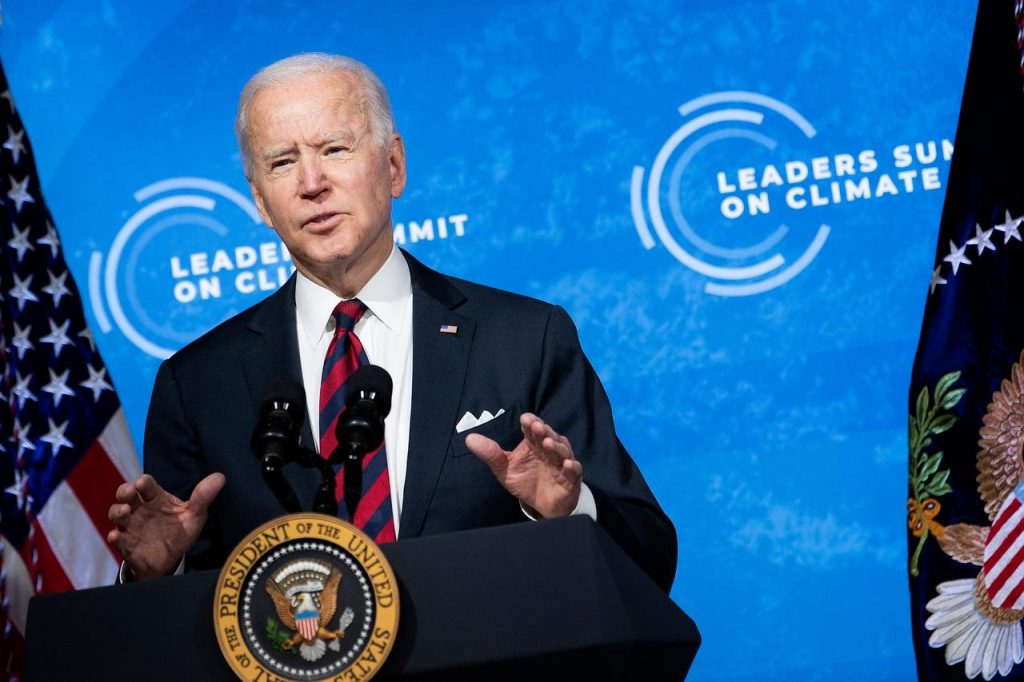 The climate leadership role of the United States and President Joe Biden is very ambitious