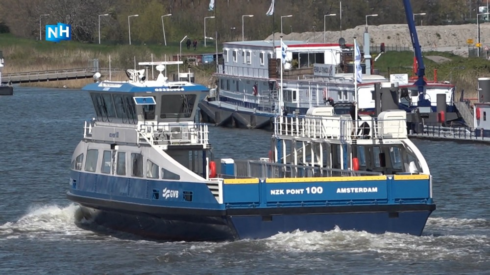 """The new electric ferry is here: """"From the tram on horseback to a Tesla"""""""