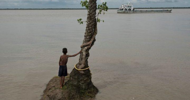 Thinner computer model predicts 25% sea level rise