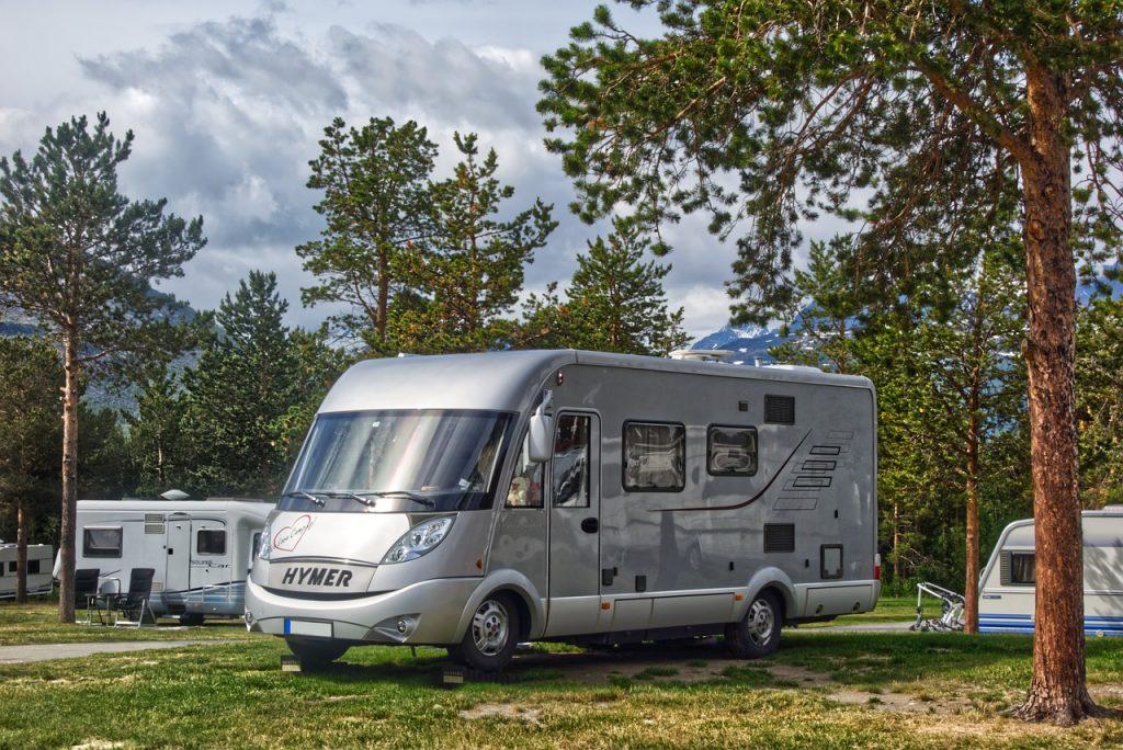 Travel in a Camper - Paginablog.nl Travel Information
