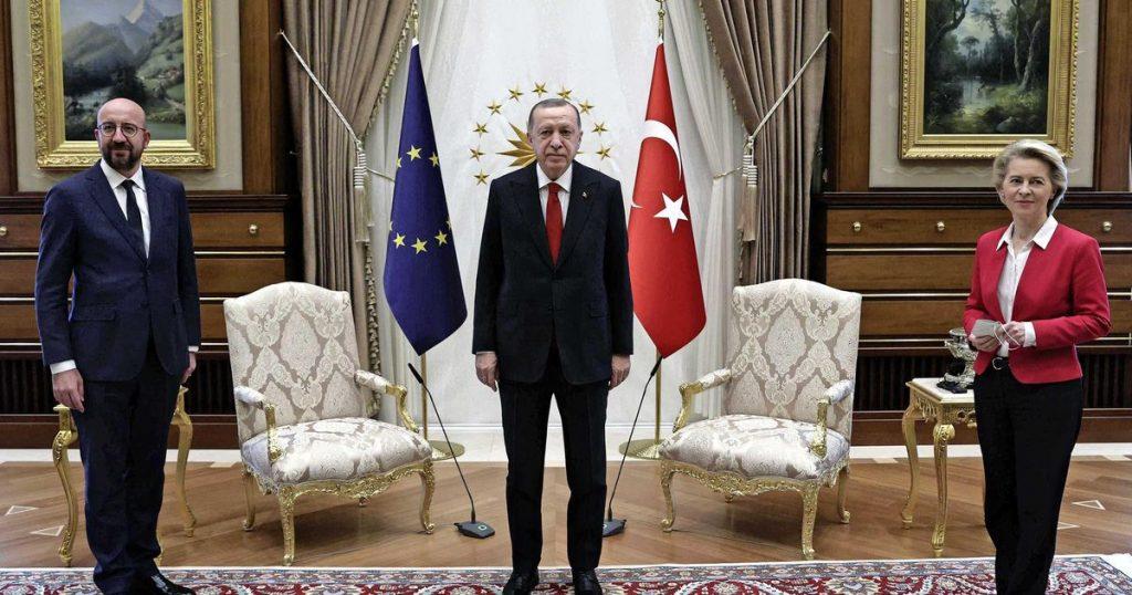 """""""Turkey deliberately insulted Von der Leyen""""    Abroad"""