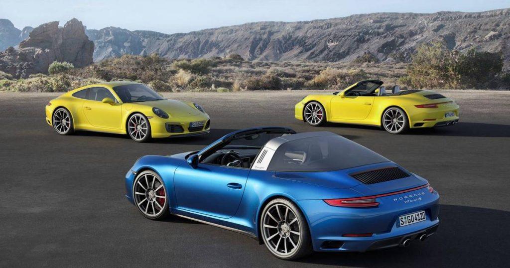 US Porsche Model Sales Freeze Due to Environmental Regulations |  Car