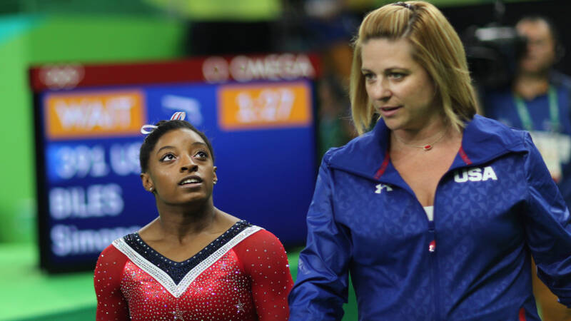 With the appointment of former coach Biles, the gymnastics association hopes for calm in the direction of Tokyo