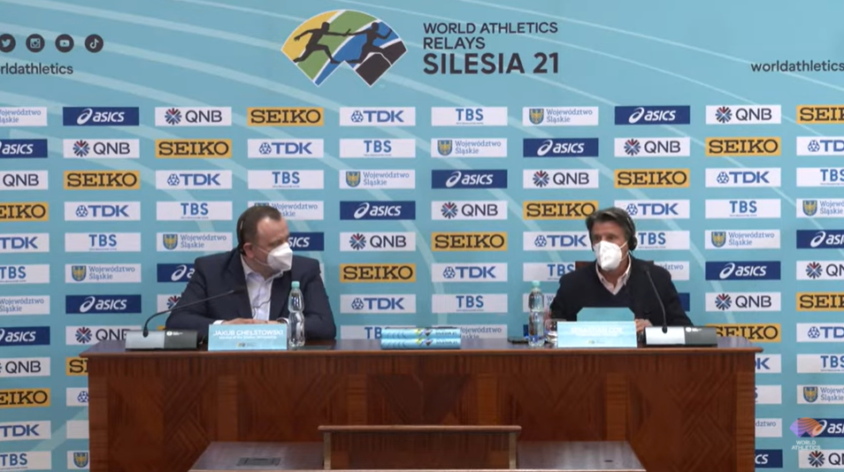 World Athletics Relays welcome Silesia 21 and show future of World Athletics Championships