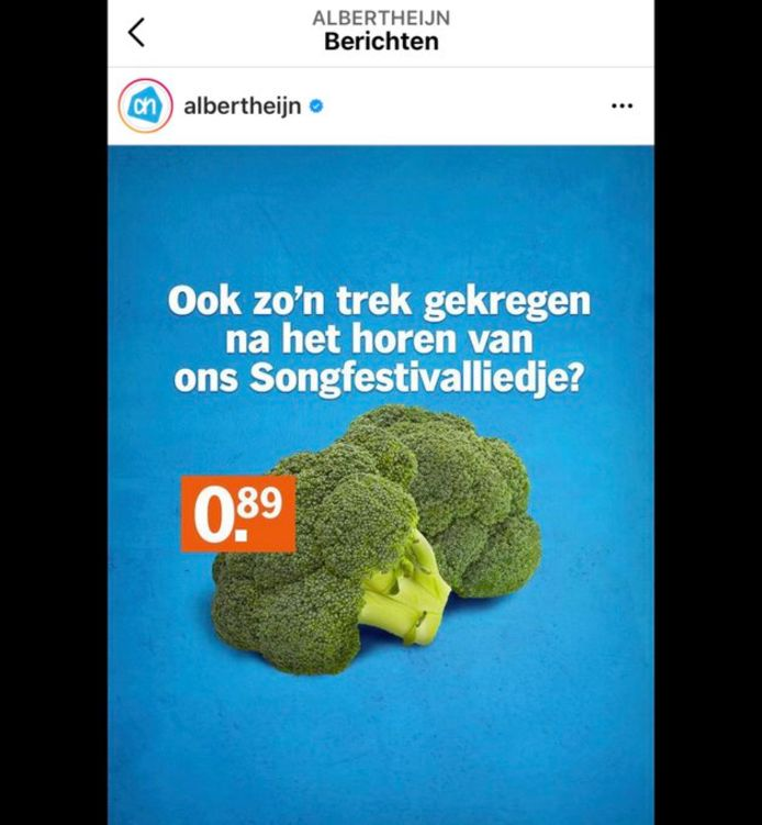 "Albert Heijn's offensive ""whore""."