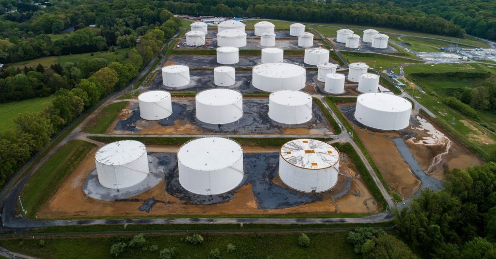 Running out of gas: five questions about the colonial pipeline cyberattack
