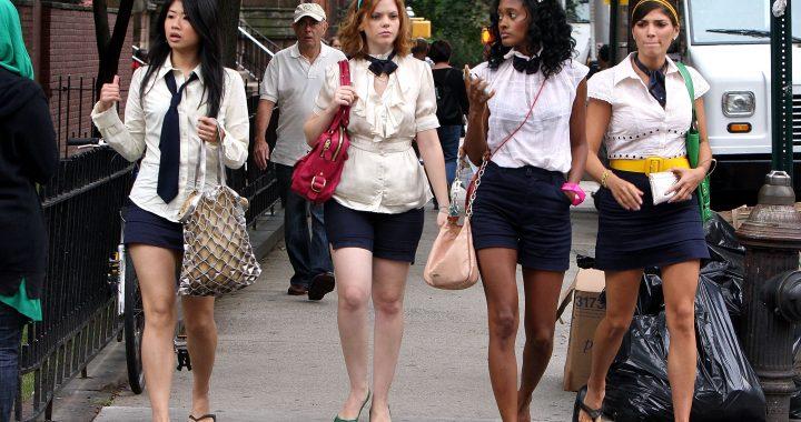 Netflix is once again removing hit shows like Gossip Girl, `` Joe Biden Is Doing Something!  ''