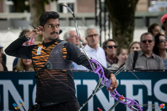 Malaysia's Suresh Selvatambe became the new world champion in the men's open class