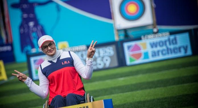 players to watch for para archery