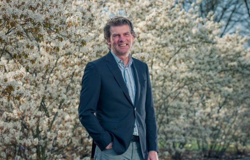 Real estate advisor ZLTO Theo van Gendt.