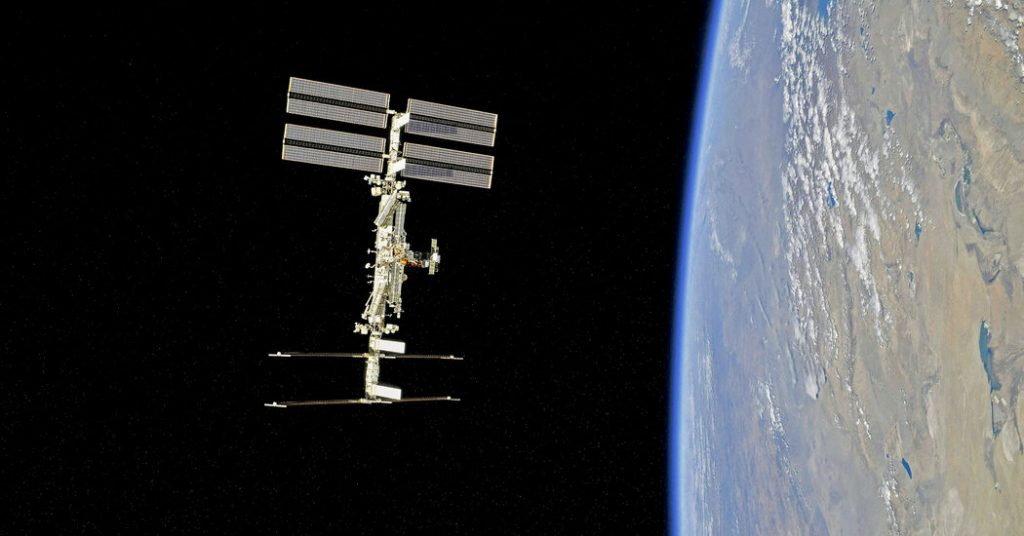 The space station can accommodate a multitude of TV shows and movies