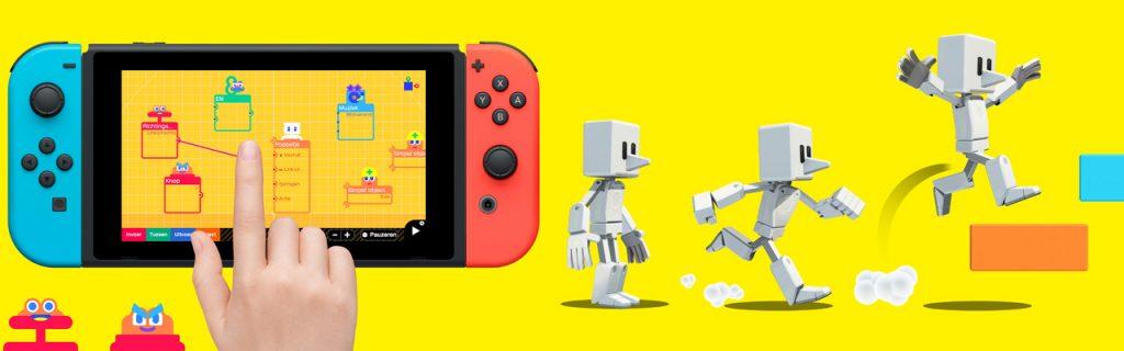 Nintendo Gamestudio preview - Everyone is a programmer